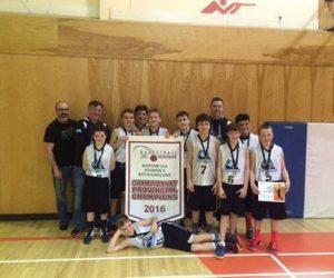 2016 Bantam Boys Champions